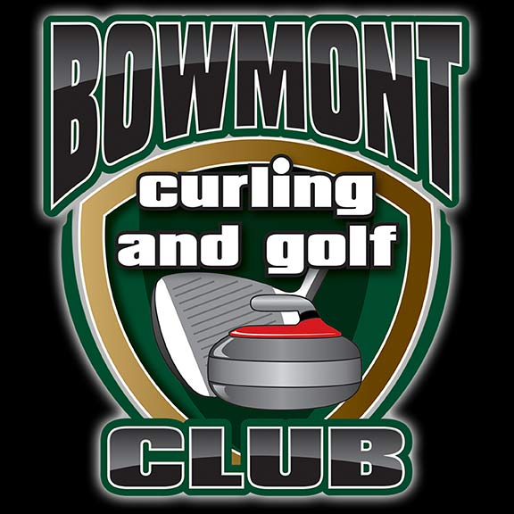 Bowmont Curling Club Logo
